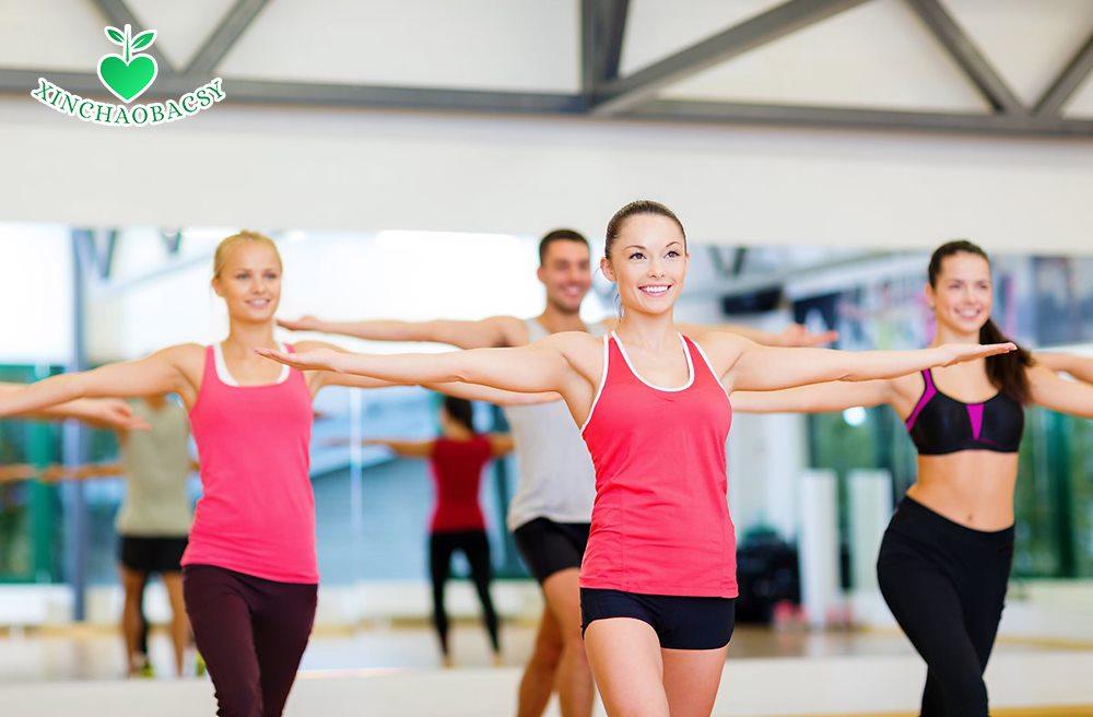5 bài tập cho người huyết áp thấp hiệu quả mà dễ thực hiện tại nhà